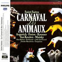 Saint-Saens: Carnaval des Animaux - Argerich/ Maisky