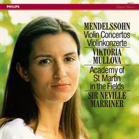 Viktoria Mullova - Mendelssohn: Violin Concertos/ Sir Neville Mariner