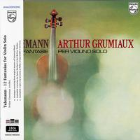 Arthur Grumiaux - Telemann: 12 Fantasias For Violin Solo
