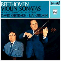 Lew Oborin and David Oistrakh - Beethoven: Sonatas for Piano and Violin Nos. 5 & 9