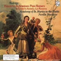 Neville Marriner - Rodrigo: Concierto de Aranjuez/ Concierto Andaluz