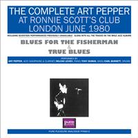 Art Pepper - The Complete Art Pepper At Ronnie Scott's Club London 1980