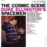 Duke Ellington's Spacemen - The Cosmic Scene
