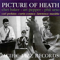 Chet Baker & Art Pepper - Picture of Heath (formerly titled Playboys)