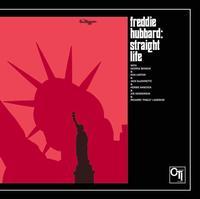 Freddie Hubbard Straight Life 180 Gram Vinyl Record