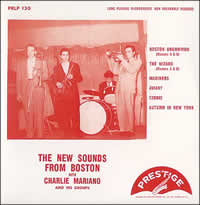 Charlie Mariano - The New Sounds from Boston with Charlie Mariano