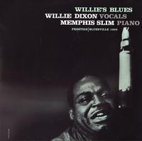 Willie Dixon & Memphis Slim - Willie's Blues