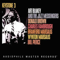 Art Blakey & The Jazz Messengers - Keystone 3