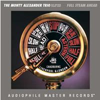 Monty Alexander - Full Steam Ahead