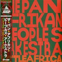 The Pan Afrikan Peoples Arkestra - Nyjah's Theme/Little Africa