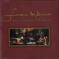 Loreena McKennitt - Live In Paris & Toronto -  180 Gram Vinyl Record