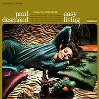Paul Desmond - Easy Living