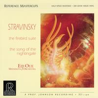 Eiji Oue - Stravinsky: The Firebird Suite/ The Song of the Nightingale