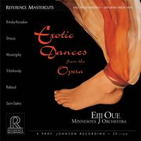 Eiji Oue - Exotic Dances From The Opera -  180 Gram Vinyl Record