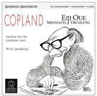 Eiji Oue - Copland 100/ Minnesota Orchestra