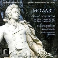 Gerard Schwarz - Mozart: Piano Concertos No. 21 & 24