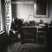 Donald Fagen Morph The Cat 180 Gram Vinyl Record Acoustic