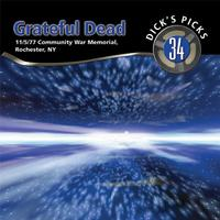 The Grateful Dead - Dick's Picks Volume 34 (Community War Memorial, Rochester, NY 11/5/1977)