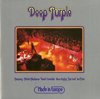 Deep Purple - Made In Europe