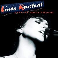 Linda Ronstadt - Live In Hollywood -  Vinyl Record