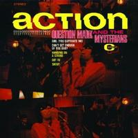 Question Mark & The Mysterians - Action -  45 RPM Vinyl Record