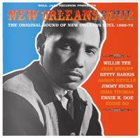Various Artists - Soul Jazz Records Present New Orleans Soul -  Vinyl Record