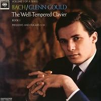 Glenn Gould Bach The Well Tempered Clavier Book 1 Vinyl