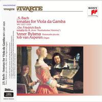Anner Bylsma - Bach: Sonatas For Viola da Gamba & Sonata In A