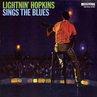 Lightnin' Hopkins - Sings The Blues