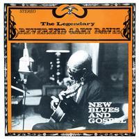 The Reverend Gary Davis - New Blues And Gospel