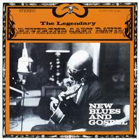 The Reverend Gary Davis - New Blues And Gospel