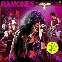 Ramones - Live At German Televison: Musikladen Rec. 1978 -  Vinyl Record & DVD