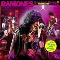 Ramones - Live At German Televison: Musikladen Rec. 1978