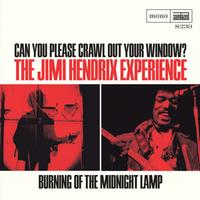 Jimi Hendrix - Can You Please Crawl Out Your Window? -  7 inch Vinyl