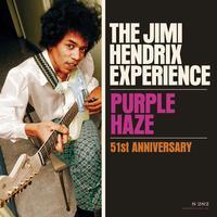 The Jimi Hendrix Experience - Purple Haze 51st Anniversary