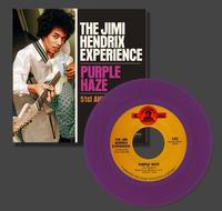 The Jimi Hendrix Experience - Purple Haze 51st Anniversary -  7 inch Vinyl
