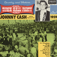 Johnny Cash - Town Hall Party 1958