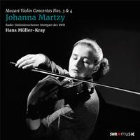 Johanna Martzy & Ida Haendel - Mozart: Violin Concertos Nos. 3 & 4