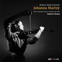 Johanna Martzy - Brahms: Violin Concerto Nos. 3 & 4