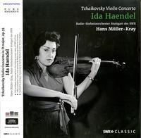 Hans Muller-Kray - Tchaikovsky: Violin Concerto/ Haendel