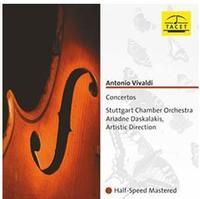 Ariadne Daskalakis - Vivaldi: Concertos/ Stuttgart Chamber Orchestra