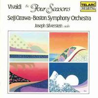 Seiji Ozawa, Boston Symphony Orchestra, Joseph Silverstein - Vivaldi: Four Seasons