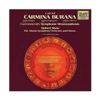 Robert Shaw - Orff: Carmina Burana -  Vinyl Record