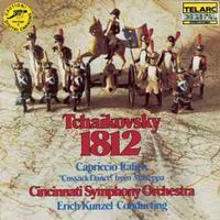 Erich Kunzel - Tchaikovsky: 1812 Overture