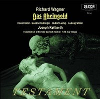 Joseph Keilberth - Wagner: Das Rheingold-The Ring Cycle
