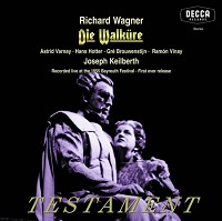 Joseph Keilberth - Wagner: Die Walkure - The Ring Cycle