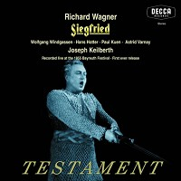 Joseph Keilberth - Wagner: Siegfried - The Ring Cycle