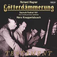 Hans Knappertsbusch - Wagner: Gotterdammerung
