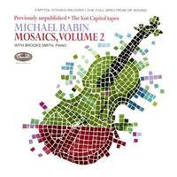 Michael Rabin - Mosaics Volume 2