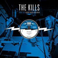 The Kills - Live At Third Man Records 10/10/2012 -  D2D Vinyl Record